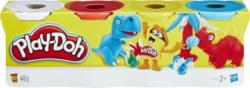 110-B6508ES0 Play-Doh 4er Pack Grundfarben