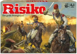 110-B7404100 Risiko Refresh Brettspiel, Str