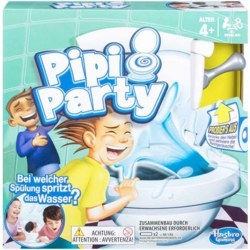 110-C0447100 Pipi Party Hasbro Gaming, Fami