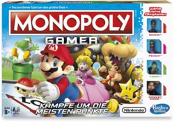 110-C1815100 Monopoly Gamer - Mario Edition
