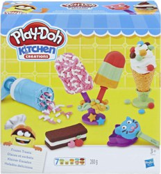 110-E0042EU4 Play-Doh Kleiner Eissalon Play