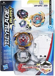 110-E0955EU40 Beyblade Burst Switch Strike S