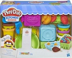110-E1936EU4 Play-Doh Supermarkt Knet-Set
