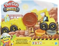 110-E4294EU4 Play-Doh Schaufelbagger Play-D