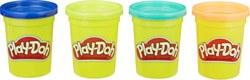 110-E4867ES0 Play-Doh 4er Pack WILD (dunkel