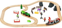 113-33434 Bahn Horse Travel Set Brio Hol