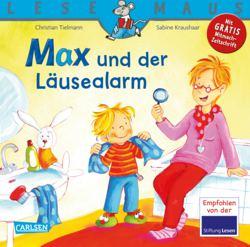 114-108435 LESEMAUS, Band 35: Max und der