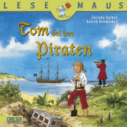 114-108827 Lesemaus Band 27 Tom Piraten C