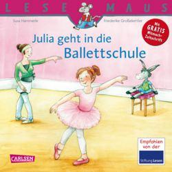 114-108939 LESEMAUS, Band 139: Julia geht