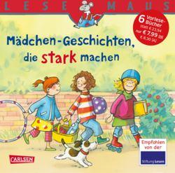 114-108970 LESEMAUS Sonderbände: Mädchen-