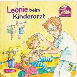 114-117037 Leonie beim Kinderarzt  Pappbi