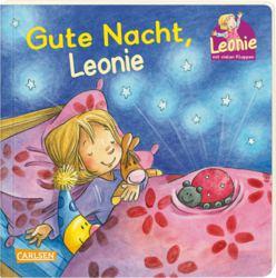 114-117040 Gute Nacht, Leonie Pappbilderb