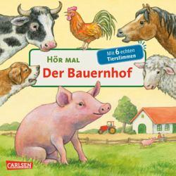 114-125003 Hör mal: Der Bauernhof Carlsen