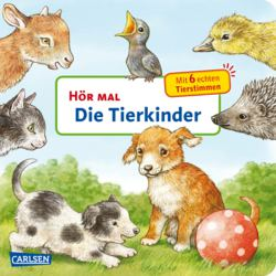 114-125046 Hör mal Tierkinder Carlsen, So