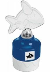 117-12487 Leuchtstempel Capt'n Sharky