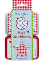117-12521 Mini Snackboxen BabyGlück (2 S