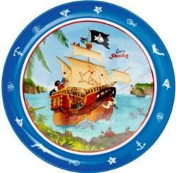 117-12786 Melamin Teller Capt'n Sharky K