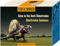 117-14955 Glow in the Dark Dimetrodon, T