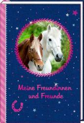 118-94144 Freundebuch - Pferdefreunde -