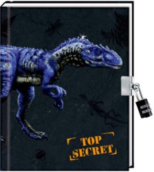 118-94645 Tagebuch T-REX World - Top Sec