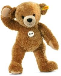 120-012662 Happy Teddybär hellbraun Steif