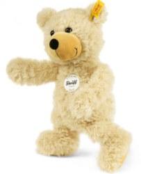 120-012808 Schlenkerteddybär Charlie beig
