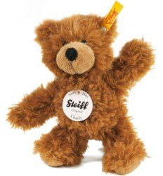 120-012846 Charly Schlenker-Teddybär brau
