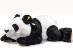 120-060335 Ping Panda schwarz/weiss, lieg