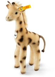 120-068058 Greta Giraffe, beige/braun, st