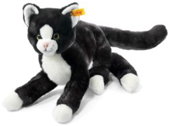 120-099366 Mimmi Schlenker Katze schwartz