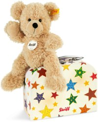 120-111730 Plüsch Teddybär Fynn 23 beige