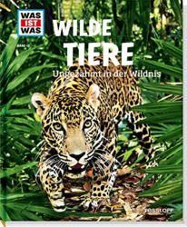 129-378862050 Was ist Was Wilde Tiere. Ungez