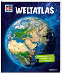 129-378862187 WAS IST WAS Weltatlas - Mehr a
