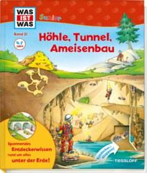 129-378862218 Was ist was Junior Bd. 21 Höhl
