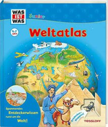 129-378862220 WAS IST WAS Junior Weltatlas f