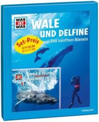 129-378862252 Geschenkset WAS IST WAS: Wale