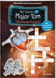 129-378864111 Der kleine Major Tom: Rätselsp