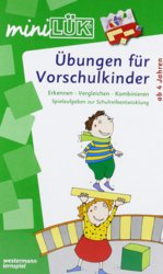 131-240105 miniLÜK-Set Vorschulkinder Lük
