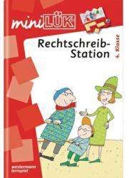 131-240187 Rechtschreibstation 4. Klasse