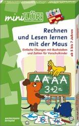 131-240345 miniLÜK Set Rechnen und Lesen