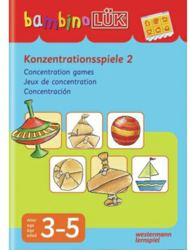 131-240614 bambinoLÜK-Konzentrationsspiel