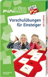 131-240758 miniLüK-Set Vorschulübungen fü