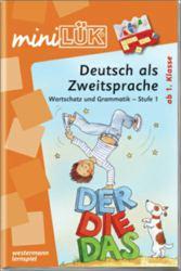 131-244131 miniLÜK Wortschatz und Grammat