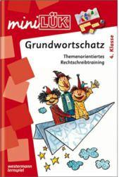 131-244174 miniLÜK - Grundwortschatz 4. K