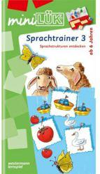 131-244186 miniLÜK Sprachtrainer 3 ab 6 S