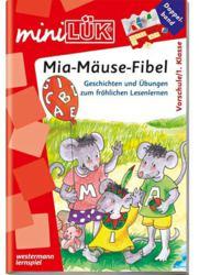 131-244190 Mia-Mäuse-fibel zum Lesenlerne