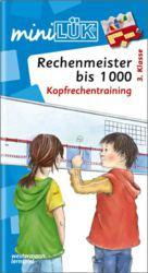 131-244210 Rechenmeister bis 1000 Kopfrec