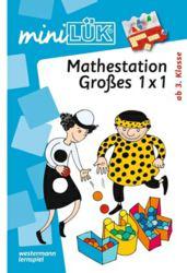 131-244249 Mathestation Großes 1x1 ab 3.K
