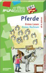131-244510 Pferde: Erstes Lesen/ Erstes R