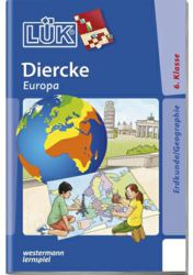 131-244657 LÜK-Diercke Erdkunde 2 - Europ
